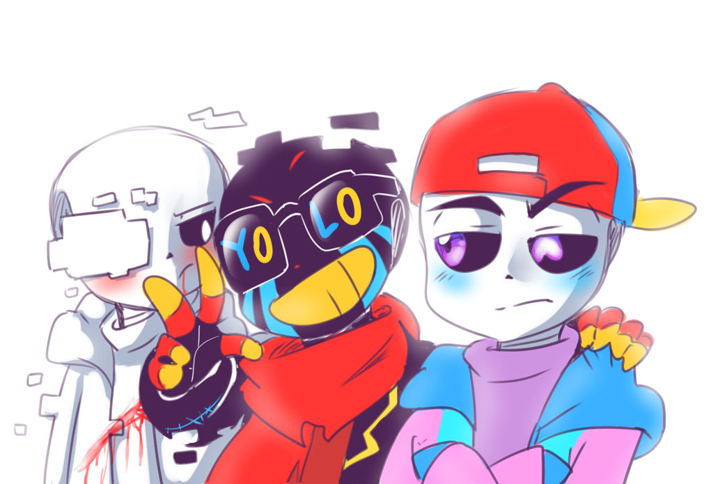 CQ Bros by thegreatrouge