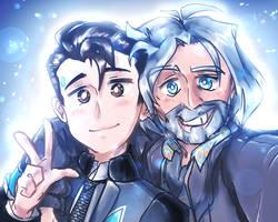 Selfie With Partner
