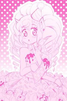 Pinkie Pie (HeXtian Outfit Design)