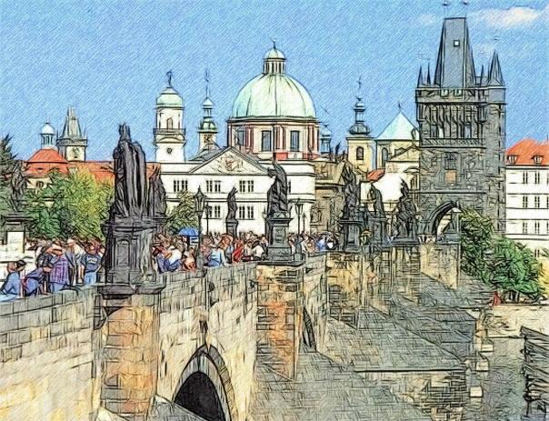 Prague Vienna