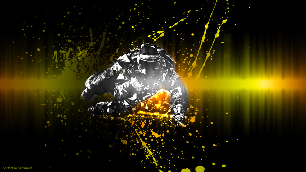 PaintBall Wallpaper HD 1080P v2.0 by TheMooPaintPro ...