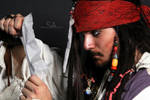 Jack Sparrow - Am I reading that right?