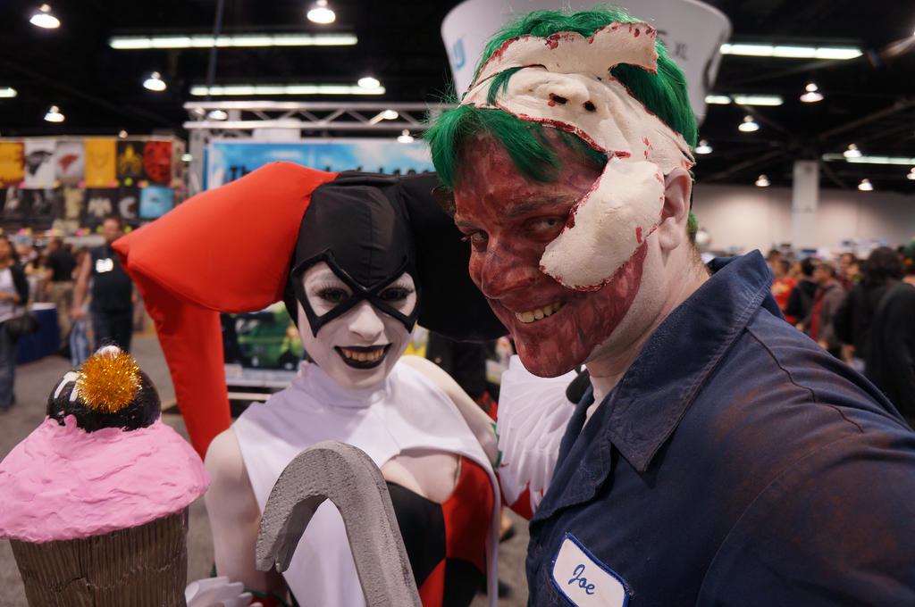 New 52 Harley Quinn And Joker New 52 Joker v.1 and A...