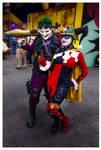 Joker and Harley Quinn - DC Universe Online
