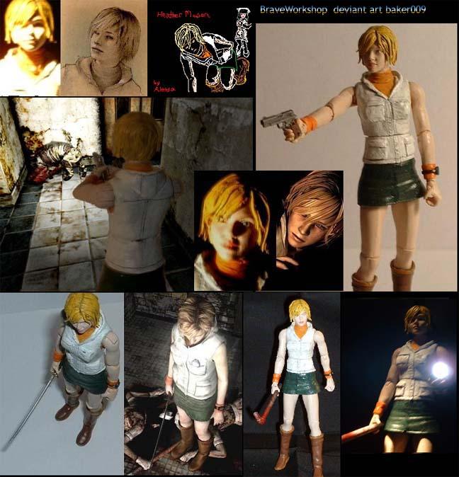 Silent Hill Heather Mason by Baker009