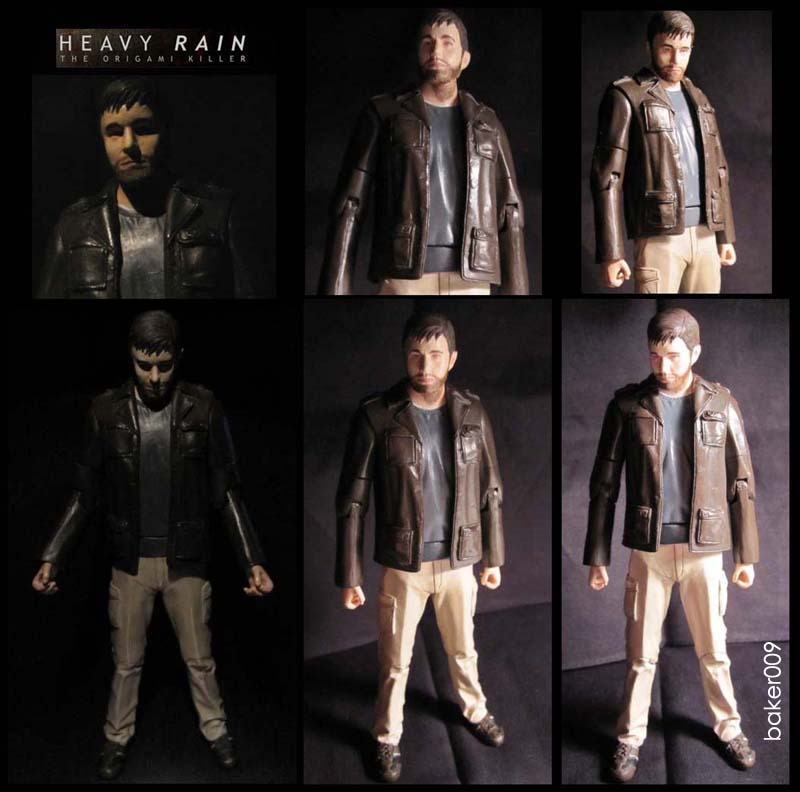 Heavy Rain Ethan Mars Figure by Baker009