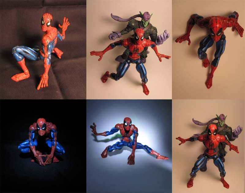 Humberto Ramos Spider-Man Fig by Baker009