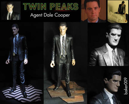Dale Cooper Action Figure