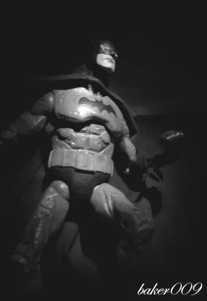 Mike Mignola Batman by Baker009
