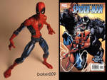 Humberto Ramos Spider-Man by Baker009