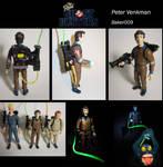 Real Ghostbusters Peter Venkman Repaint