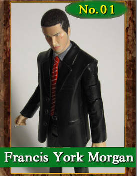 Deadly Premonition York action figure