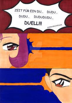 Doujinshi: Yu-Gi-Oh 01