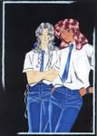 LoaA: Rosiel+Remiriel
