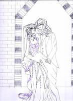 LoaA: WIP wedding 02 by Sea9040