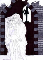 LoaA: WIP wedding 03 by Sea9040