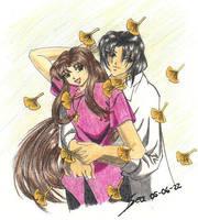 LoaA: Shao+Kira by Sea9040