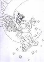 LoaA: Shao angel 01 by Sea9040