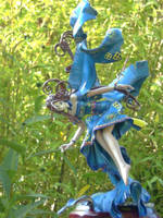 AMG: belldandy flying pic32 by Sea9040