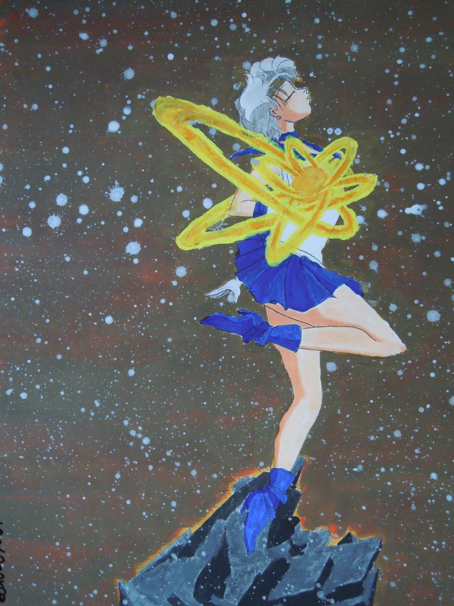 Sailor Uranus World Shaking by Sea9040