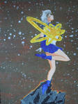 Sailor Uranus World Shaking