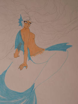 WIP: Shiratori Mermaid 01