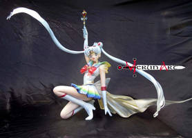 SAILOR MOON: Super Sailor Moon by Sea9040