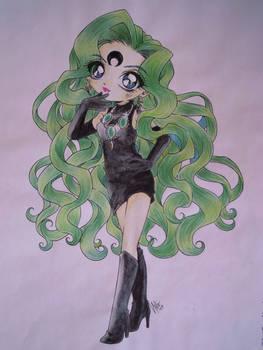 *sureya coloring book: Emerald