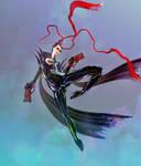 Bayonetta by Tim-kun066