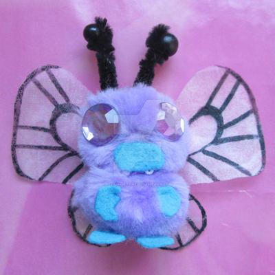 Pompon Beast: Butterfree / Smettbo