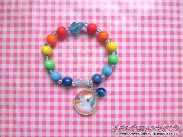 Bracelet: Rainbow Dash