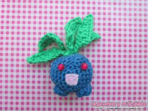 *Minimon Myrapla* Amigurumi Plushie / Crochet Doll