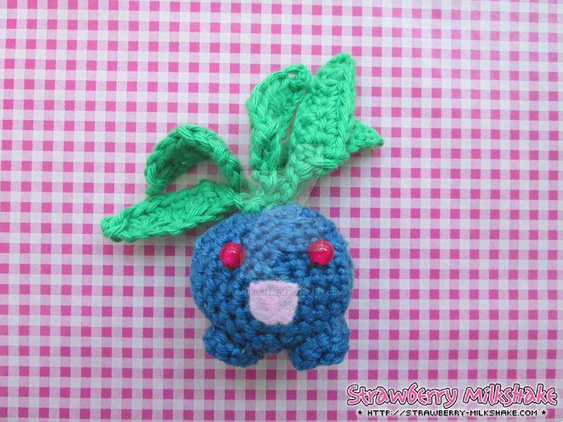 *Minimon Myrapla* Amigurumi Plushie / Crochet Doll by FiyahKitteh