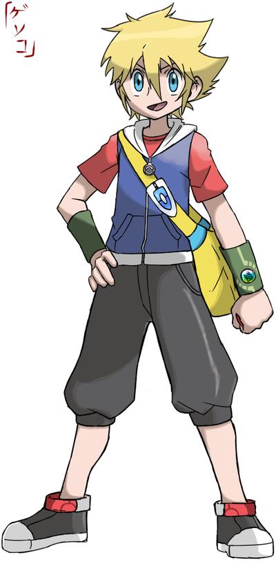 Daisuke trainer by GenkoSakamura