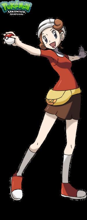 Pokemon Uranium Version Trainer Natalie