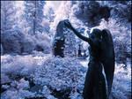 Black Angel II infrared...