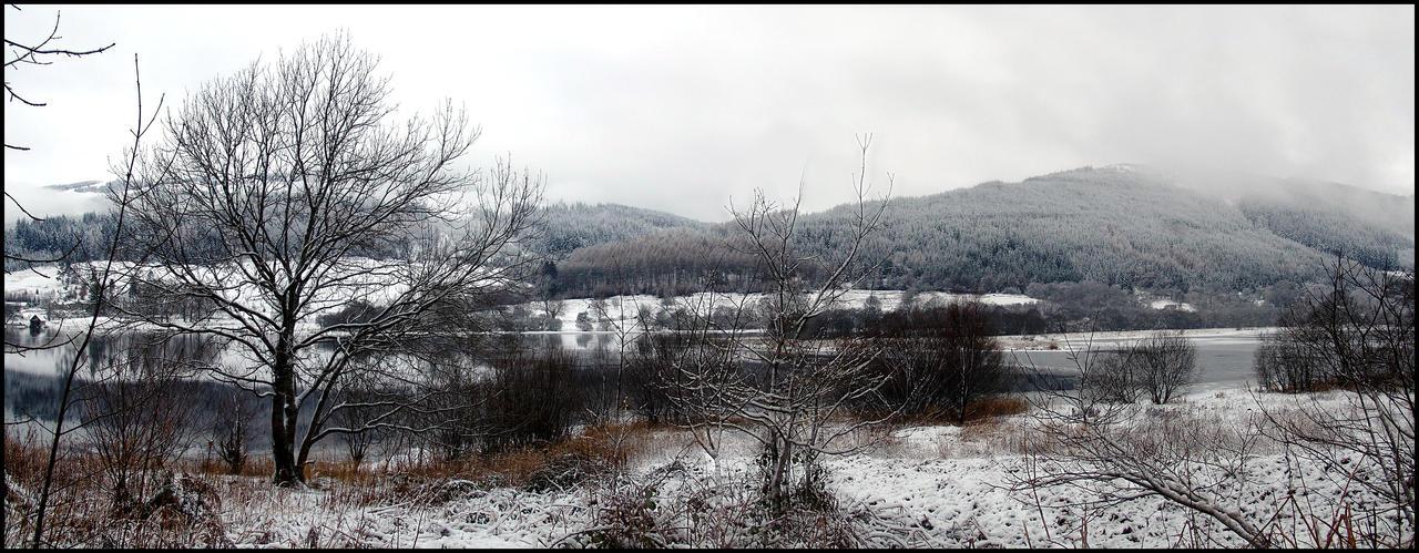 Loch Lubnaig Pano... by MichiLauke
