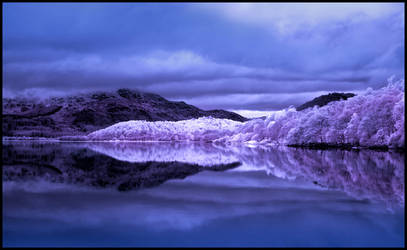 The Trossachs II Infrared...