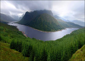 Scotland Loch Loyne... by MichiLauke