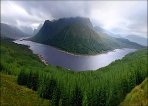 Scotland Loch Loyne...