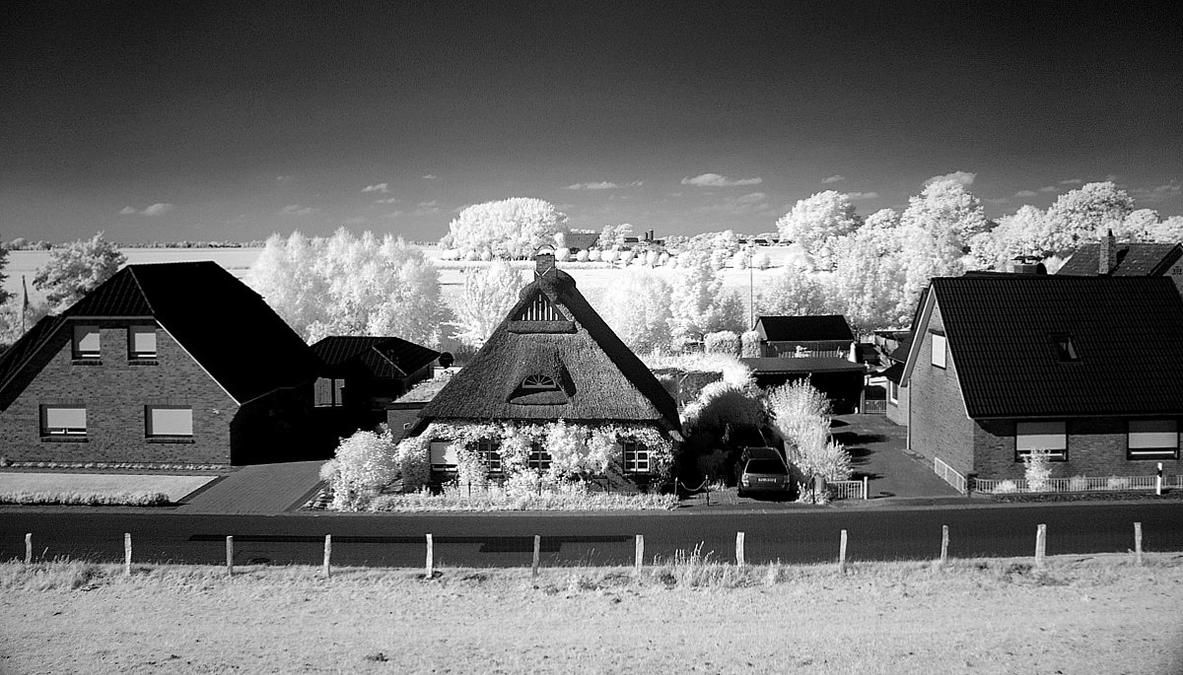 Old Germany II Infrared... by MichiLauke