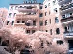 Hackesche Hoefe Berlin infrared by MichiLauke