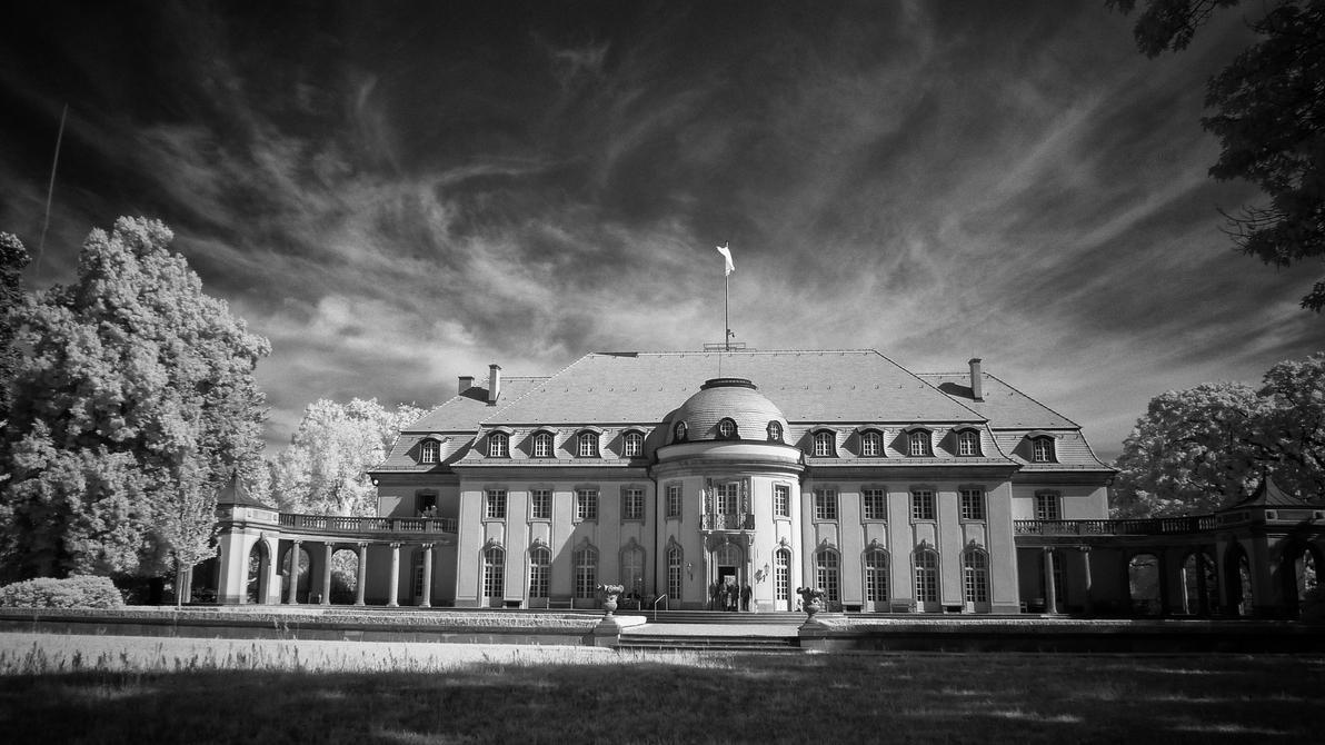 Borsig Villa Tegeler See Berlin - Infrared by MichiLauke