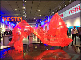 Vestel Monster IFA 2016 Berlin