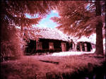 Fairy Tale House infrared