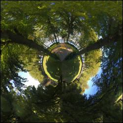 Planet Berlin Tegeler See by MichiLauke