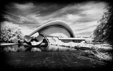 Berlin Haus der Kulturen der Welt II - Infrared by MichiLauke