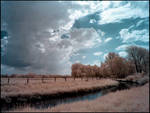 Thunderstorm is coming up - Infrared by MichiLauke