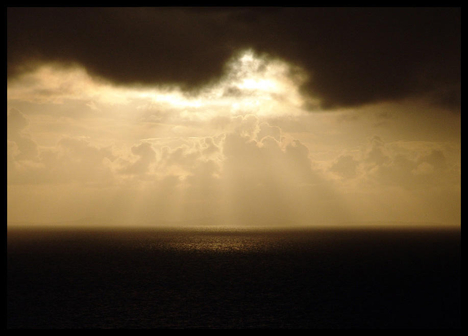 Scotland III- The Sunbeams... by MichiLauke