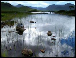 Scotland VII - The Lake... by MichiLauke